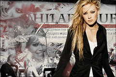Hilary Duff (LoRd AnjE) Tags: art arte hilary yesterday duff blend so