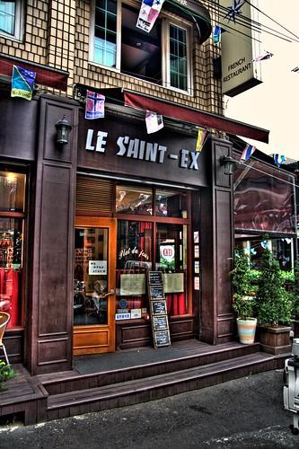 Saint-Ex HDR