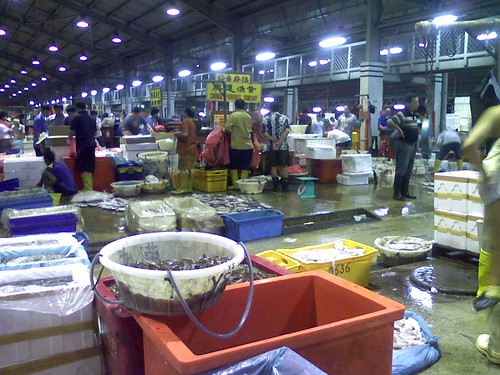 Fishery Port @ 2am