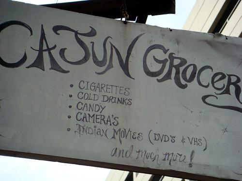 cajun grocery