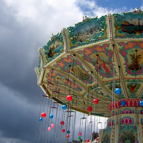 Carrousel in the Tuileries