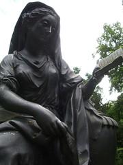 Statue, Wrest Park