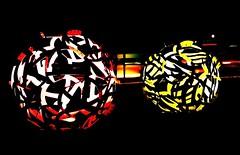 esferides (Edison Zanatto) Tags: nightphotography brazil southamerica braslia brasil night nikon arte noturna noite memorialjk nikonn90s americadosul esferas meteoro fotografianoturna sdamerika centrooeste fujicolorprovalue200 filme35mm regiocentrooeste esferides esferasdedarlanrosa continentesulamericano edisonzanatto