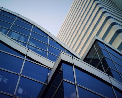 【写真】VQ1005で撮影したニューピア竹芝ノースタワー