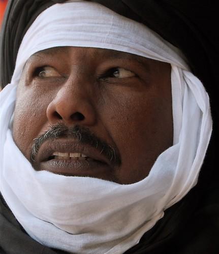 Tuareg Artist
