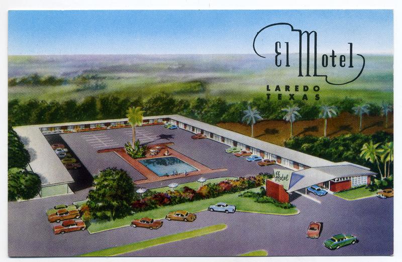 Postcard: El Motel