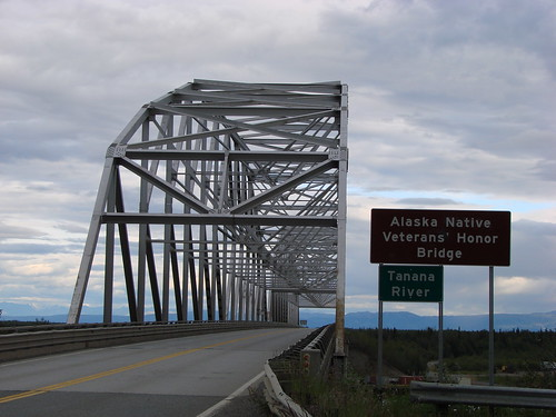 Alaska Native Veterans' Honor Bridge
