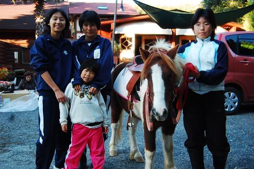 Todos con el pony
