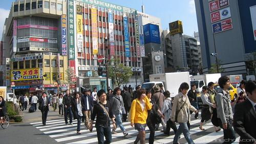 一週間の東京 13