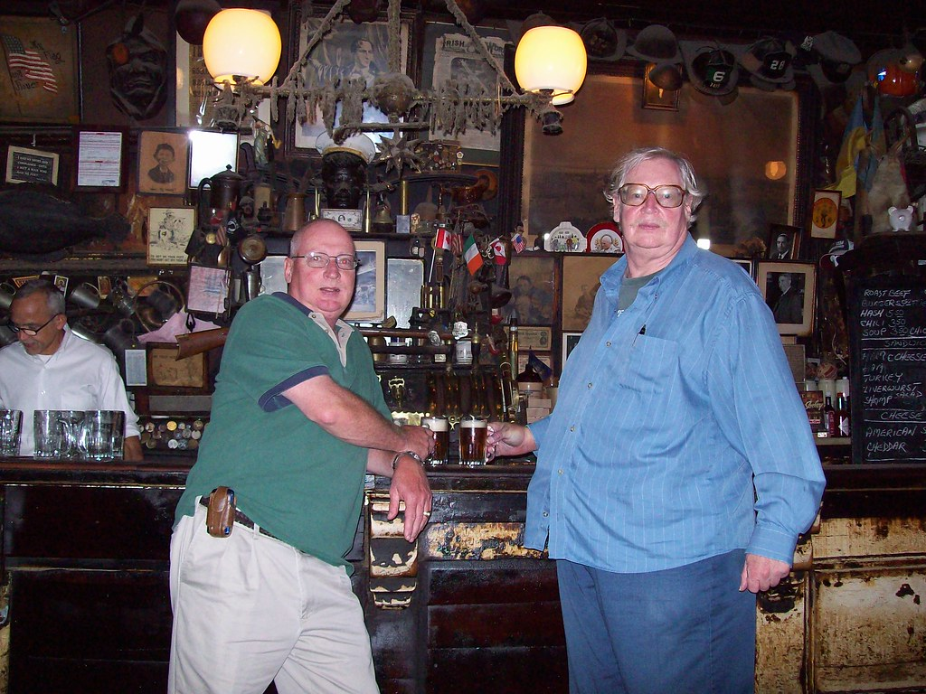 NYC - East Village: McSorley's Old Ale House