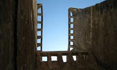 Untitled (Sr. Fernandez) Tags: blue sky espaa tower azul canon eos spain torre cielo menorca eos450d 450d