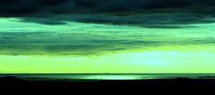 Not True Colors IV (Leif Strand) Tags: sea sky seascape green norway norge skies himmel tamron rogaland grønn tamron70300 tysvær vindafjord haugalandet hodnafjellet hodnafjell