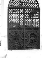 gates (Eddie-Willers) Tags: mexico blackwhite waterworks tampico