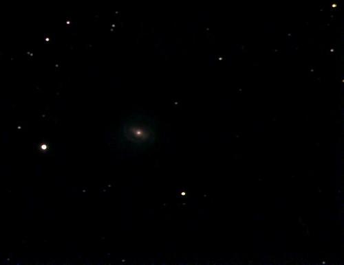 M58 - Messier Marathon 2008