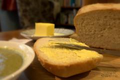 Homemade breakfast (Uncle Berty) Tags: uk england breakfast bread soup homemade butter berty brill bucks smalls hp18 robfurminger