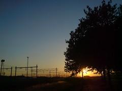 Sunset Kijfhoek Zwijndrecht (Meester Tom) Tags: sunset zonsondergang zwijndrecht kijfhoek