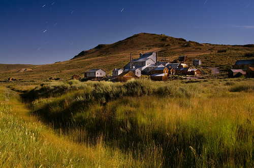 Standard Mill at Bodie