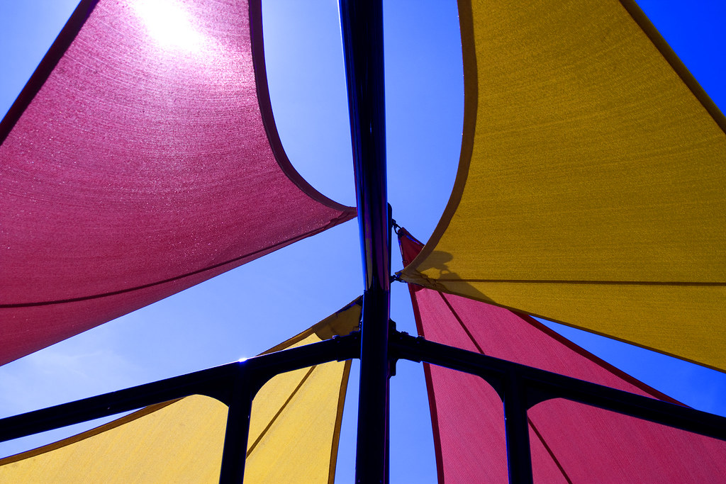 Colorful Playground Shade