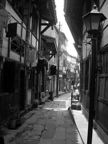 童年的街巷