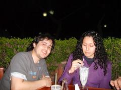 Andrea y Ati