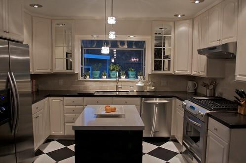 shazam!!  new kitchen