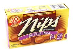 Butter Rum Nips