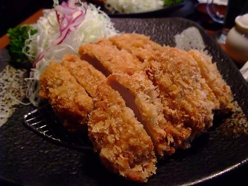 炸豬排腰內肉(大) - 300g