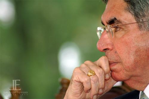 presidente de Costa Rica Oscar Arias