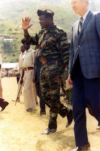 7 3 Idi. Idi Amin in Kilembe
