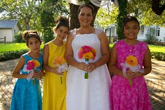 junior bridesmaids and me