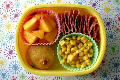 Preschooler Bento #70: September 16, 2008