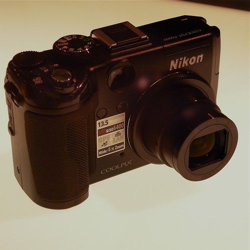 The Nikon Coolpix P6000
