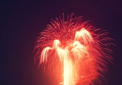 Red Peonies with Bright Light (EpicFireworks) Tags: star fireworks firework burst pyro 13g epic pyrotechnics sib