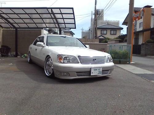 Lexus Ls400 Vip Style. VIP Style Lexus LS400 Celsior.