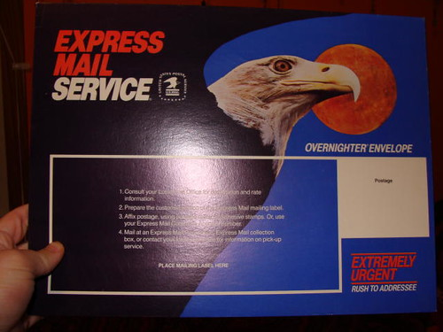 Like Sam the Eagle, but on your mail.