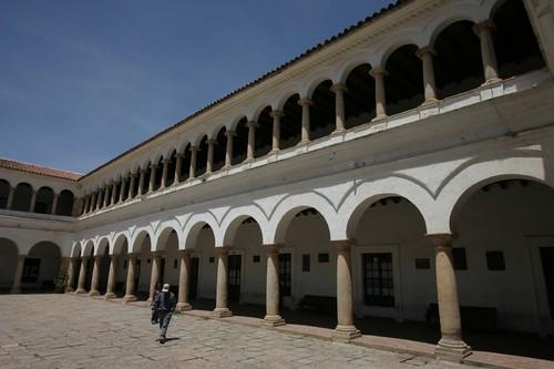 Colegio in Sucre.