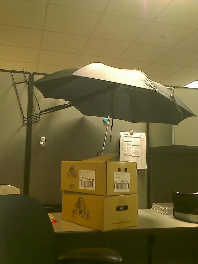 Office Cubicle Shade