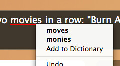 Thumb Editar el diccionario de Firefox