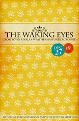 Waking Eyes (jon_mutch) Tags: snowflake vintage underground eyes pub jon winnipeg lo retro waking rivals weatherman crosstown mutch