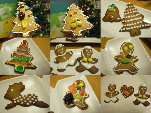 你拍攝的 18Gingerbread man。
