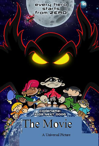 Universal Picture's Codename: Kids Next Door: The Movie