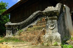 Malacca Traditional House 02 (The JASS) Tags: lama melaka malacca rumah jasin sejarahhistorictraditionalhousemalaysiajasnid70s