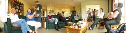 Family Christmas in Halswell, Christchurch