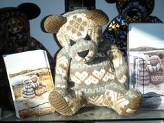 Sunny Burra Bear, Shetland (Burra Bears) Tags: shetland burraisle burrabear
