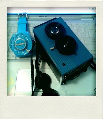 明和電機手錶 + black bird fly