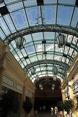 Via Bellagio Soffitto (matma92ser) Tags: travel las vegas glass architecture mall shopping hotel lasvegas nevada casino ceiling via nv bellagio ornate