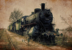 A train from the past (bg_user) Tags: museum train transport bulgaria ruse platinumphoto proudshopper theperfectphotographer dragondaggerphoto artofimages bestcaptureaoi
