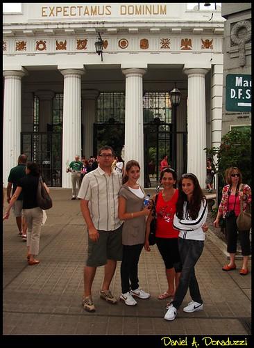 Viagem ao Uruguai e Argentina - Dez/08