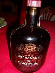 Buchanan's,  Scotch Whisky (Encel) Tags: whisky scotch botella buchanans encels