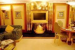living room (Studio Sarah Lou) Tags: travel dubai middleeast burjalarab suite unitedarabemirates 7star burj hotelluxury